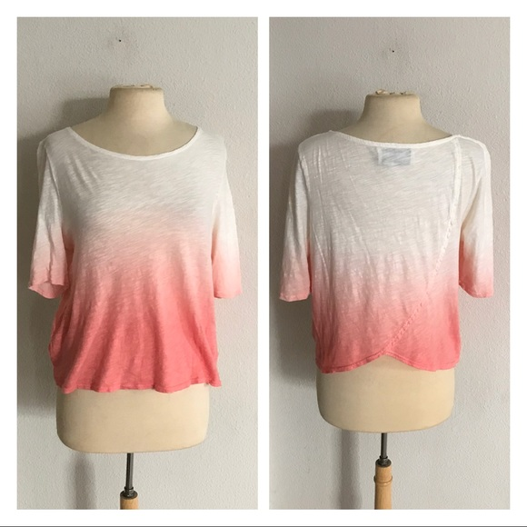 Anthropologie Tops - CLOSET CLOSING WAS $20 Saturday Sunday ombré top